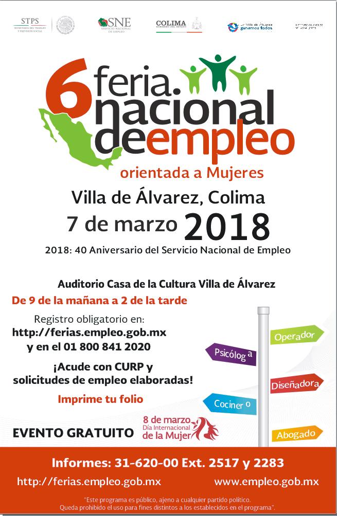 VOLANTE Y CARTEL VDEA_7 DE MARZO 2018